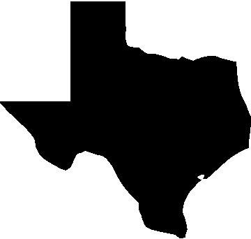 Texas map